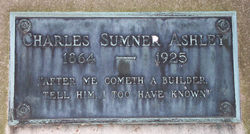 Charles Sumner Ashley