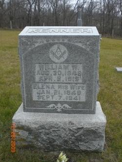 William W Kenner
