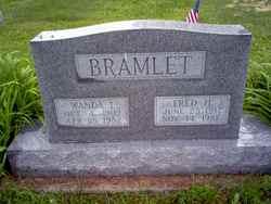Frederick Hezekiah Bramlet