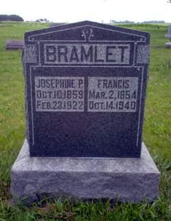 Josephine P. <i>Shepherd</i> Bramlet
