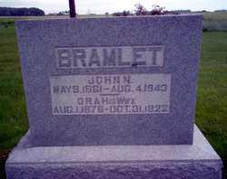 John Nathaniel Bramlet
