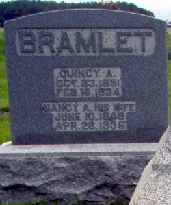 Quincy A. Bramlet