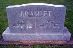 Mabel Bramlet