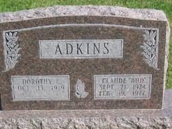 Dorothy Ellen <i>Ashbrook</i> Adkins