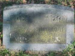 Mary Susan <i>Morris</i> Crittenden