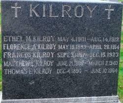 Matthew Aloysius Matt Kilroy