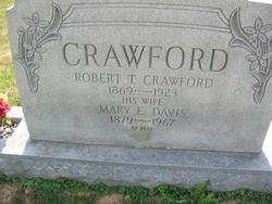 Mary Etta <i>Davis</i> Crawford