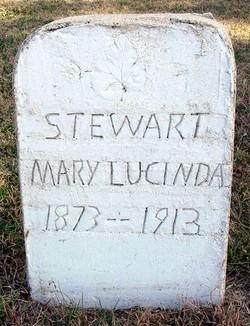 Mary Lucinda <i>Pennington</i> Stewart