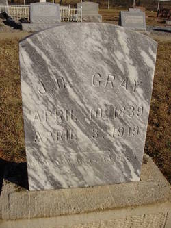 John Davis Gray