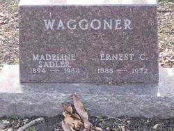 Madeline Midge <i>Sadler</i> Waggoner