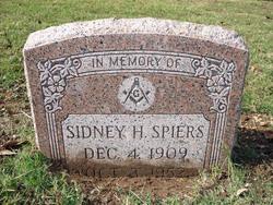 Sidney Howard Spiers
