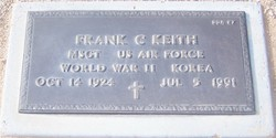 Frank C Keith