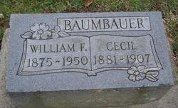 Cecil <i>Hummer</i> Baumbauer