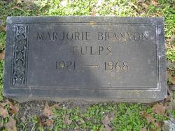 Marjorie <i>Fulps</i> Branyon