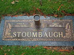 Helen E <i>McSay</i> Stoumbaugh