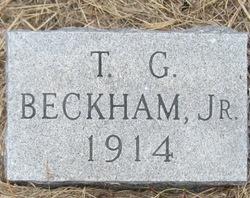 Tol G Beckham, Jr