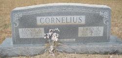 Minnie Emma <i>Baker</i> Cornelius