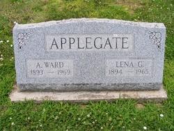 Lena Grace <i>Lorenz</i> Applegate