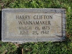 Harry Clifton Wannamaker