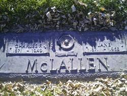 Sarah Jane <i>Lane</i> McLallen