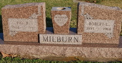 Fay B. <i>Edwards</i> Milburn