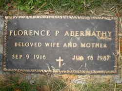 Florence P. Abernathy
