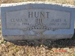 Mrs Clara M Hunt