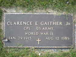 Clarence E. Gaither, Jr