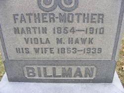 Viola M <i>Hawk</i> Billman