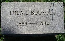 Lola Jane <i>Snodgrass</i> Bookout