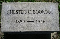 Chester Clarence Bookout, Sr
