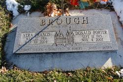 Donald Porter Brough
