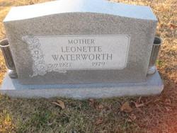 Leonette Waterworth