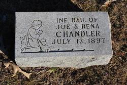 Infant Daughter Chandler