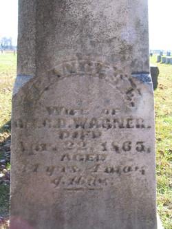 Frances Elizabeth <i>Alexander</i> Wagner