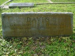 Cynthia Ada Davis