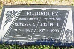 Joseph G. Bojorquez