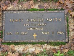 James Darius Smith