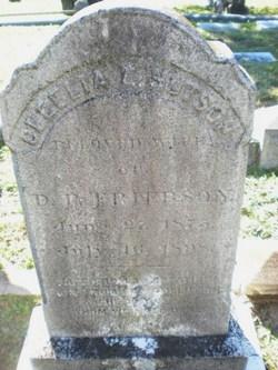 Cecelia L. <i>Hutson</i> Frierson