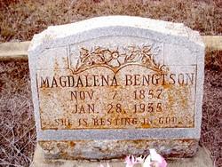 Magdelina <i>Klaus</i> Bengston