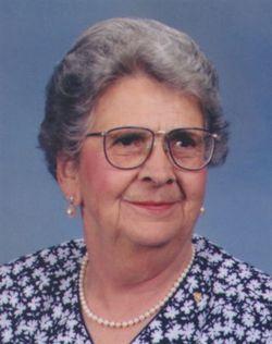 Mary Ethelyn <i>Lucy</i> Cross