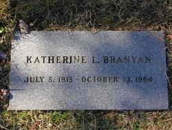Katherine Lee <i>Wood</i> Branyan