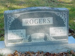 Ola <i>Patch</i> Rogers