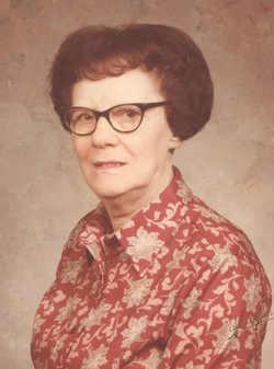 Margaret C. <i>Ross</i> Anthony