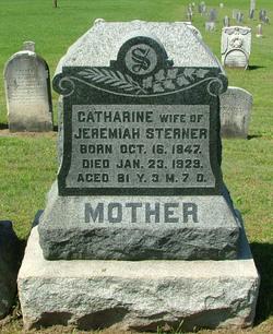 Catherine Sterner