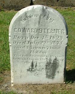 Edward Sterner