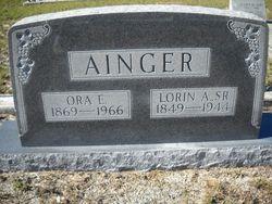Lorin A. Ainger, Sr