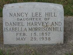 Nancy Lee Hill