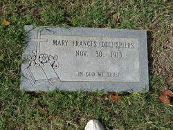 Mary Frances Spiers