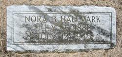 Nora Belle <i>Simmons</i> Hallmark